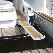 Bootsleitern und Passerelles