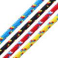 Segelboot Seile und Linien