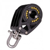 Segelboot Ubi Maior Pulleys
