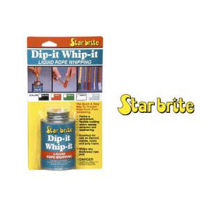 Seil enden Star Brite Red Dip-it Peitsche-it 120ml