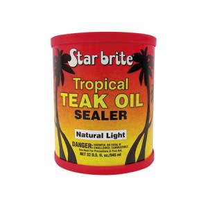 Sb Teaköl Tropical Light 4gall
