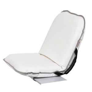 grauer Sitzkomfort Tender 75x48cm